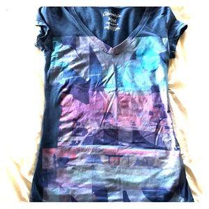 NYC aero shirt